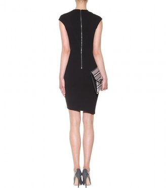 Helmut Lang Cocoon stretch-cotton dress