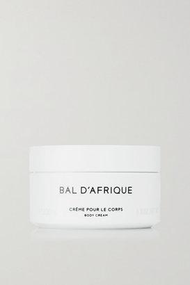 Byredo Bal D'afrique Body Cream, 200ml - one size