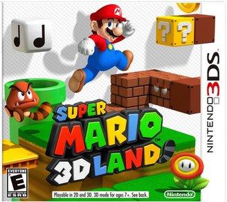 Nintendo Super Mario Bros. 3DS