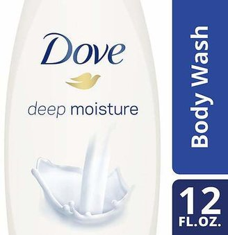Dove Body Wash Deep Moisture