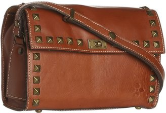 Patricia Nash - Pyramid Stud Cesera (Rust) - Bags and Luggage