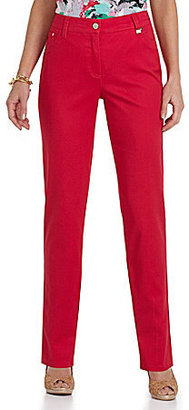 TanJay Colored Straight-Leg Jeans