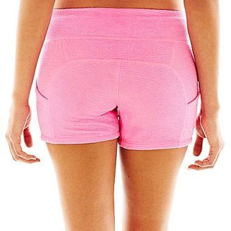 JCPenney Rubber Doll Performance Side-Pocket Shorts