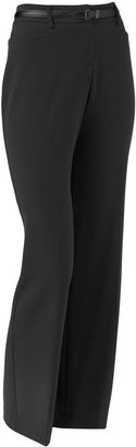 Apt. 9 curvy straight-leg pants - women's