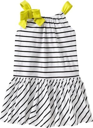 Old Navy Bow-Tie Jersey Dresses for Baby