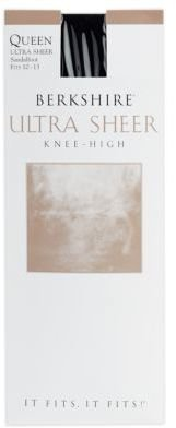 Berkshire Queen Ultra Sheer Knee Highs