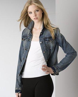 """Paige Vermont"""" Denim Jacket in Westward Wash"""