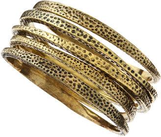 Kendra Scott Lila Stackable Bangles, Brass