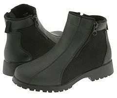 Propet Frigid Walker (Black) - Footwear