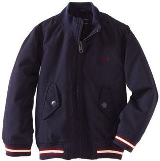 Fred Perry Boys 2-7 Kids Tipped Micro...