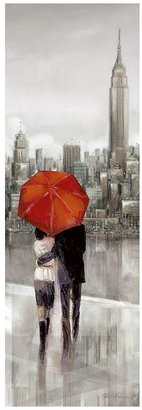''new York Stroll'' Canvas Wall Art By Ruane Manning