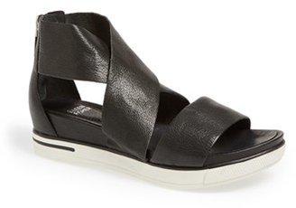 Women's Eileen Fisher Sport Platform Sandal $195 thestylecure.com