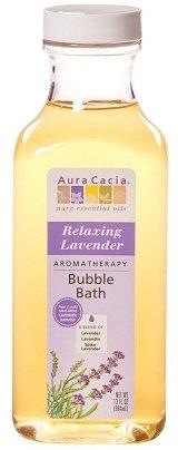 Aura Cacia Aromatherapy Bubble Bath Relaxing Lavender