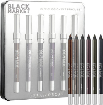 Urban Decay Black Market Pencil Set