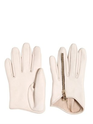 DSquared Nappa Leather Gloves