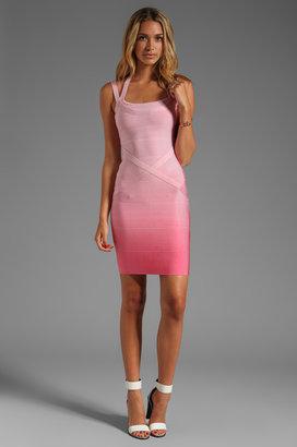 Stretta Ciara Ombre Dress