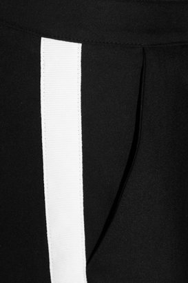 Karl Lagerfeld April stretch cotton-blend skinny pants