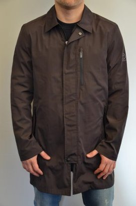 Tumi T-Tech by Men's The Amsterdam Pack-A-Way Commuter Jacket