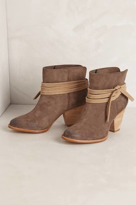 Anthropologie Oxbow Ankle Boots