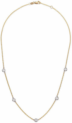 Rina Limor Fine Jewelry 18k Yellow Gold & Diamond Necklace