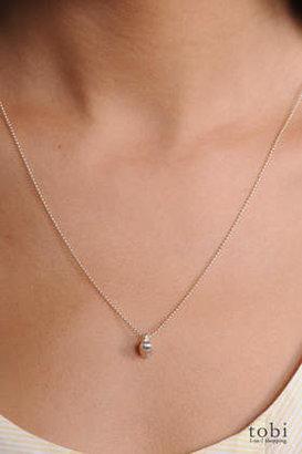 Gabriela Artigas Silver Mini Heart Necklace