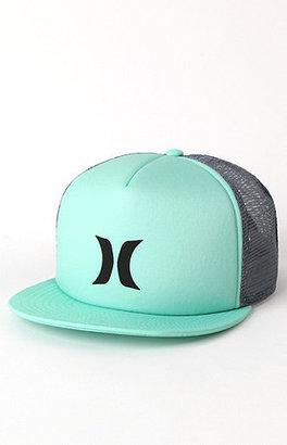 Hurley Colorblock Trucker Hat
