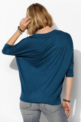Urban Outfitters Mouchette Oversized Tunic Tee