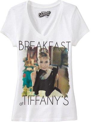 "Old Navy Women's Audrey Hepburn™ ""Breakfast at Tiffany's"" Tees"