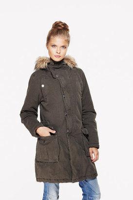 G Star Parka Styled Coat