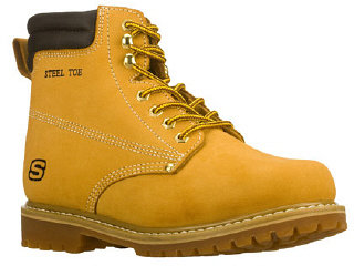 Skechers Men's Foreman Steel Toe