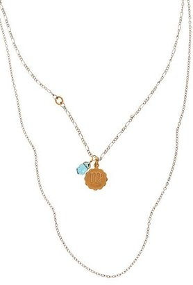Urban Outfitters Zodiac Charm Necklaces