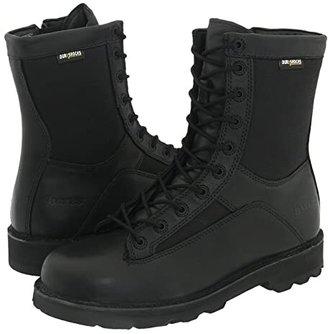 Bates Footwear 8 Durashocks(r) Lace-To-Toe Side Zip
