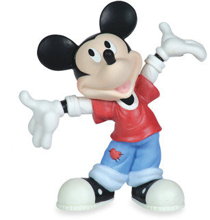 Precious Moments Precious Moments™ I Love You This Much Mickey Mouse Figurine