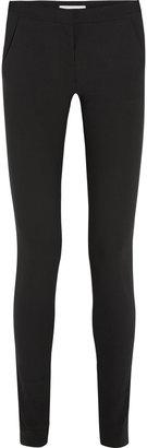 Stella McCartney Ivy Stretch-Cady Skinny Pants