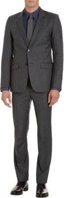 Barneys New York agnes b. x Micro Check Sportcoat