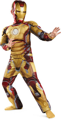 Iron Man Disguise Kids Costume, Boys or Little Boys Mark 42 Costume