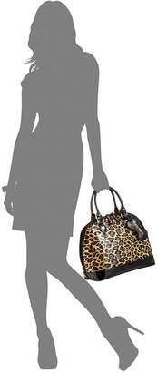 Hello Kitty Leopard Bowler Bag