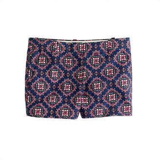J.Crew Medallion paisley short