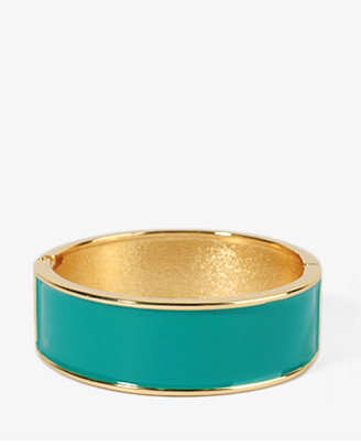 Forever 21 Colorblocked Hinge Bracelet