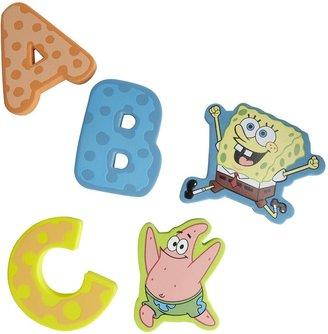 Munchkin Floating Foam Letters - SpongeBob SquarePants