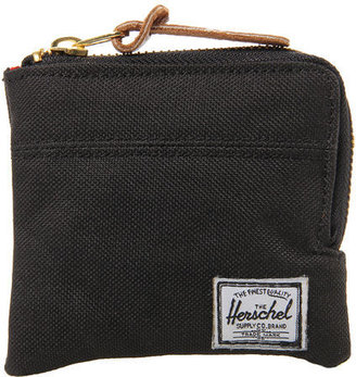 Herschel The Johnny Wallet in Black