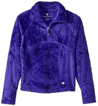 Obermeyer Furry Fleece Top (Big Kids) (Free Reign) Girl's Sweatshirt
