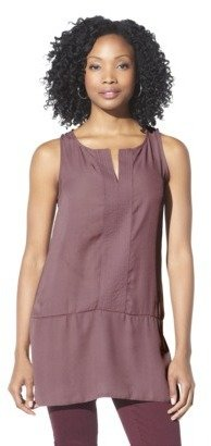 Mossimo Womens Sleeveless Tunic - Assorted Colors