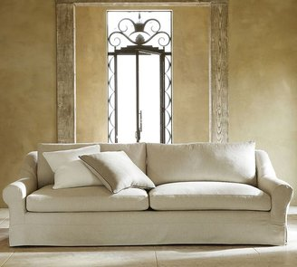 Pottery Barn Windsor Slipcovered Grand Sofa