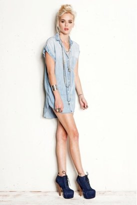 Rails Charlie Tunic in Vintage Wash