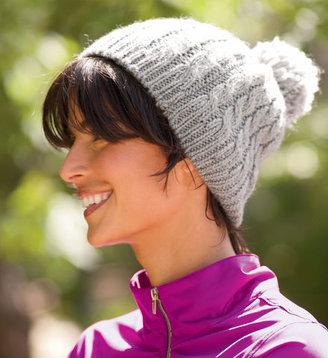 Gaiam Cozy Cable Hat