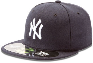 New Era MLB Hat, New York Yankees On-Field 59FIFTY Fitted Baseball Cap