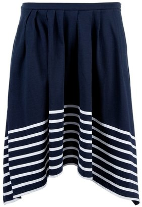 Boy By Band Of Outsiders 'Gonna' striped skirt
