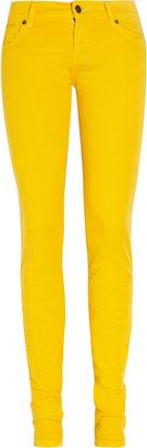 Ksubi Super Skinny low-rise jeans