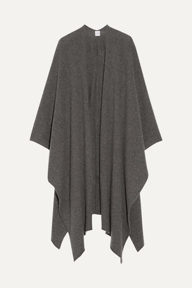 Madeleine Thompson Cashmere Wrap - Anthracite